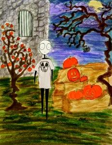 Loner - Mr Skeleton Head Shirt