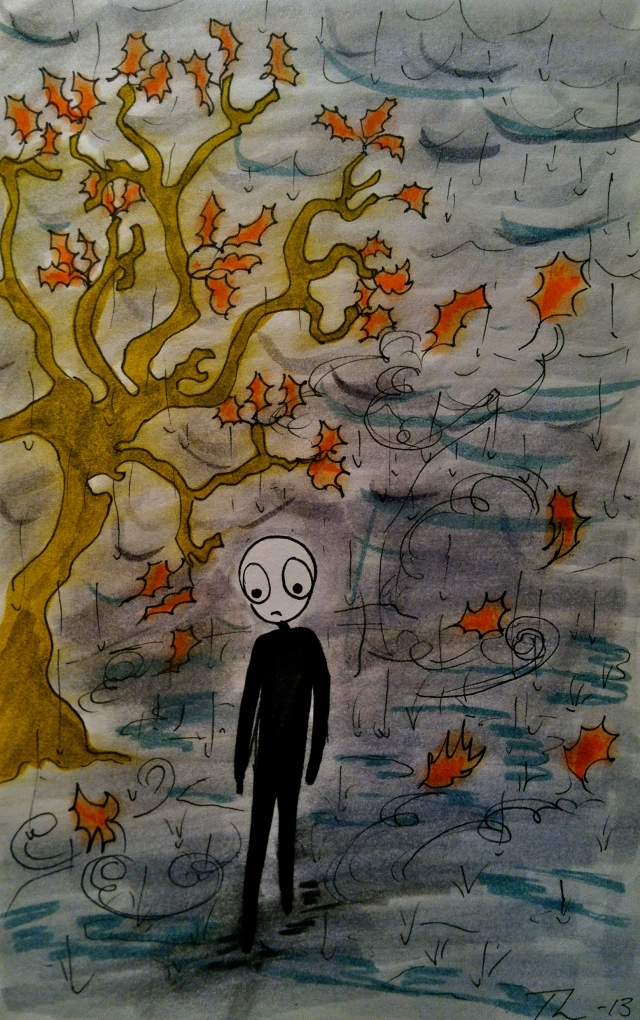 Loner - November