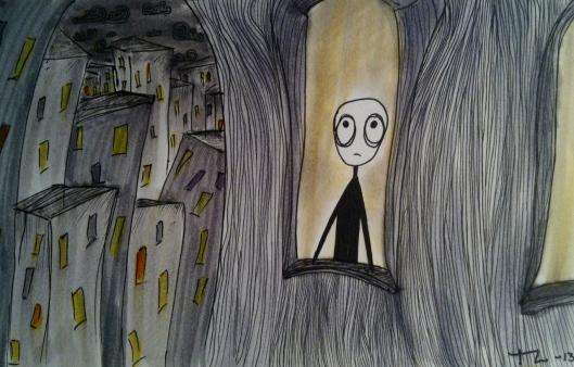 Loner - city