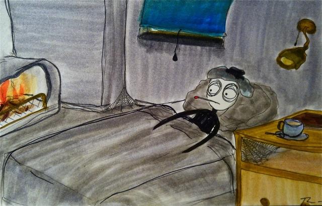 Loner - sick